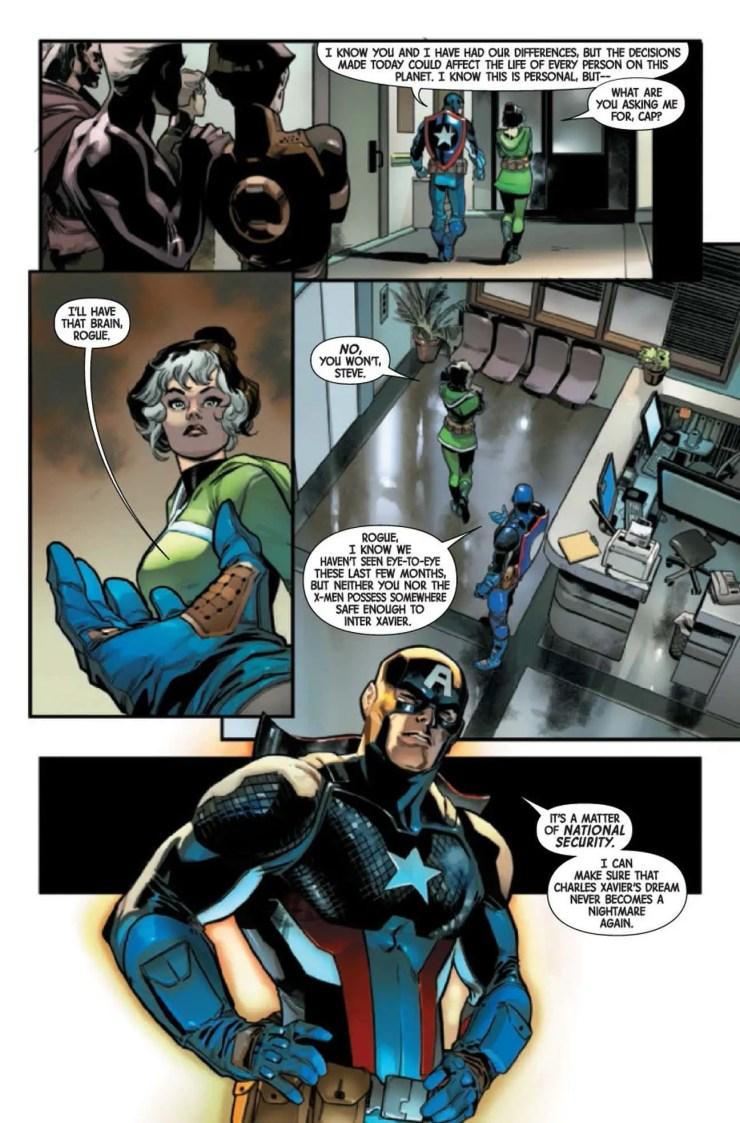 Uncanny Avengers #22 Review