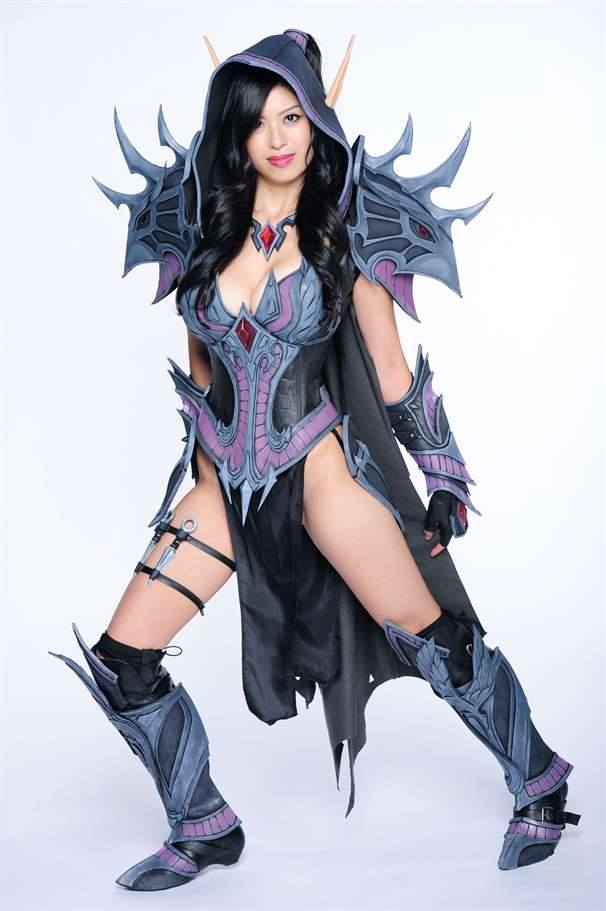 World of Warcraft: Joleera Cosplay by Apotheosis