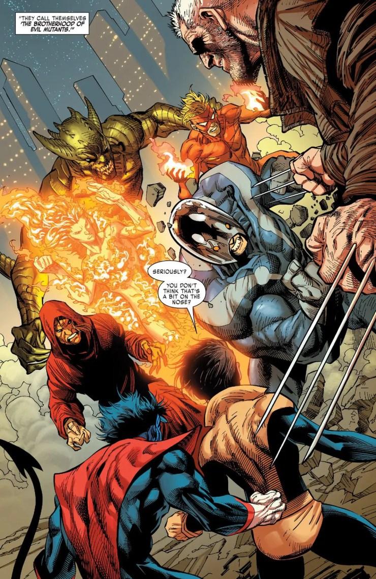X-Men: Gold #2 Review