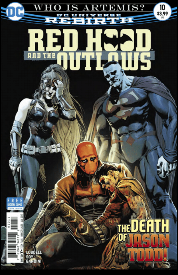 Red Hood and The Outlaws #10