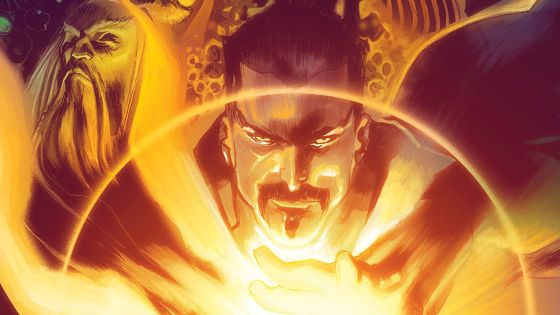 Filled with twists, turns and mind-bending, quasi-psychedelic illustrations, Doctor Strange and the Sorcerers Supreme Vol. 1: Out of Time is one hell of a magic carpet ride. This trip through time was entertaining throughout, but, was it an enjoyable read or just a cheap thrill? After all, you're reading this review to find out whether you should pick up a copy of Doctor Strange and the Sorcerers Supreme Vol.1: Out of Time for yourself, right?