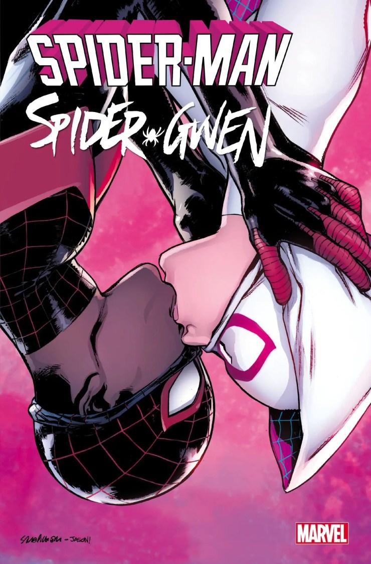 Spider-Man/Spider-Gwen: Sitting in a Tree Review