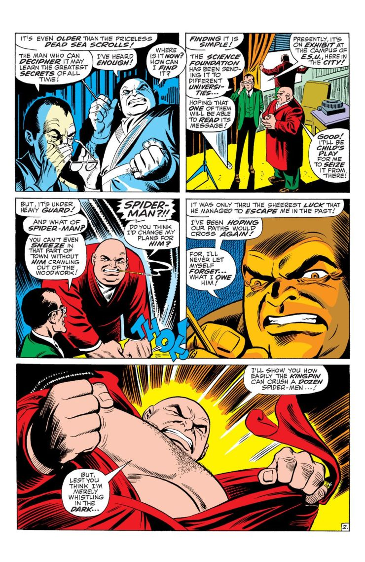 Spider-Man: The Lifeline Tablet Saga Review