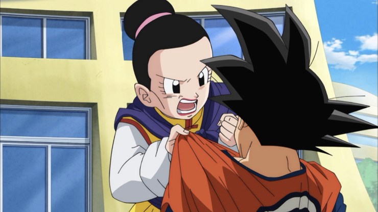 "Dragon Ball Super: Episode 17 ""Pan is Born! And Goku Goes on a Training Journey?!"" Review"
