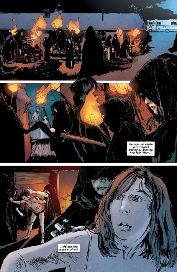 Horror In The USA: Artist Alison Sampson Talks New Image Comics Series 'Winnebago Graveyard'