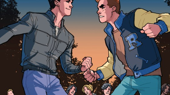 """Archie #20 has been solicited as kicking off """"the biggest event in Archie history."""" That's quite the declaration, and it begs the question—is it good?"""