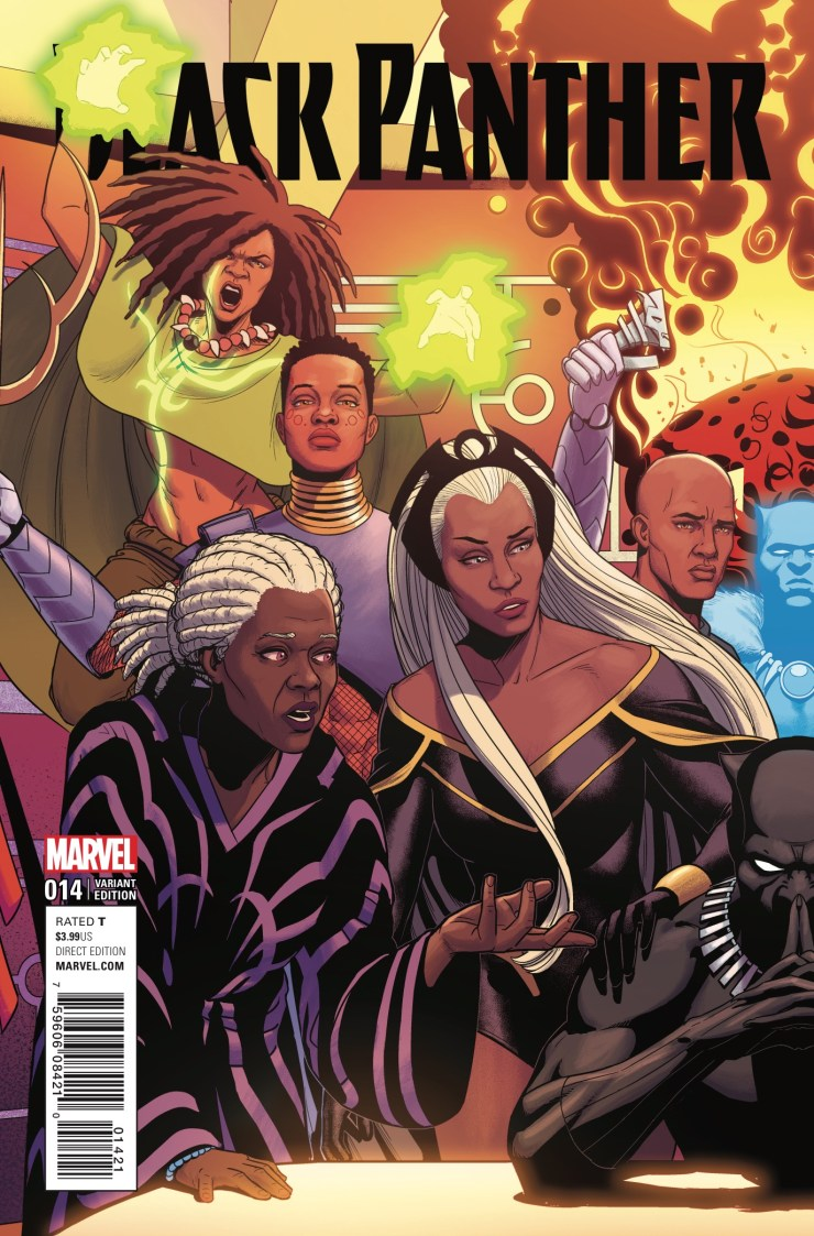 Marvel Preview: Black Panther #14