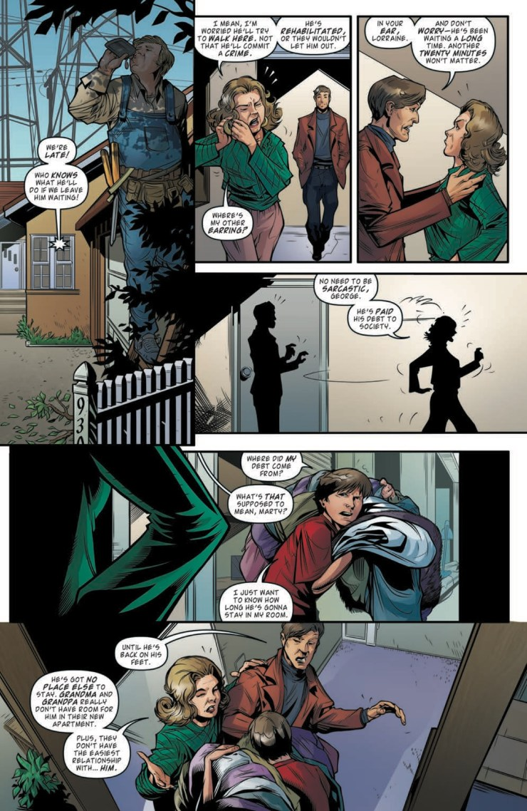 [EXCLUSIVE] IDW Preview: Back to the Future #19