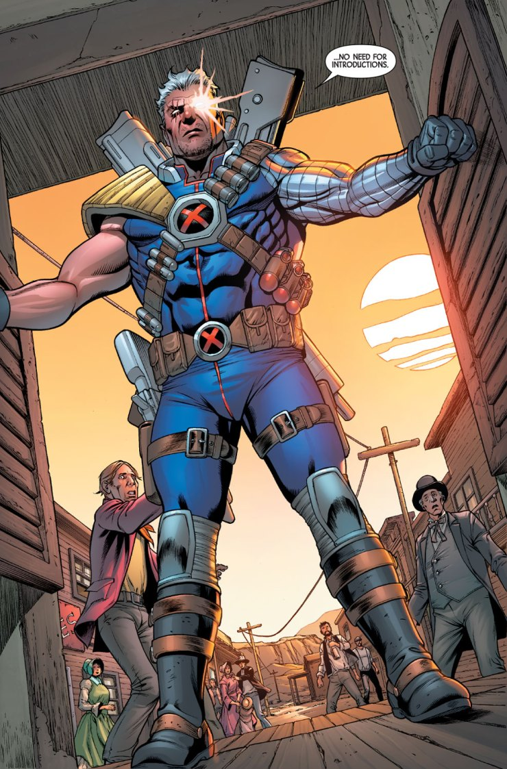 Marvel Preview: Cable #1