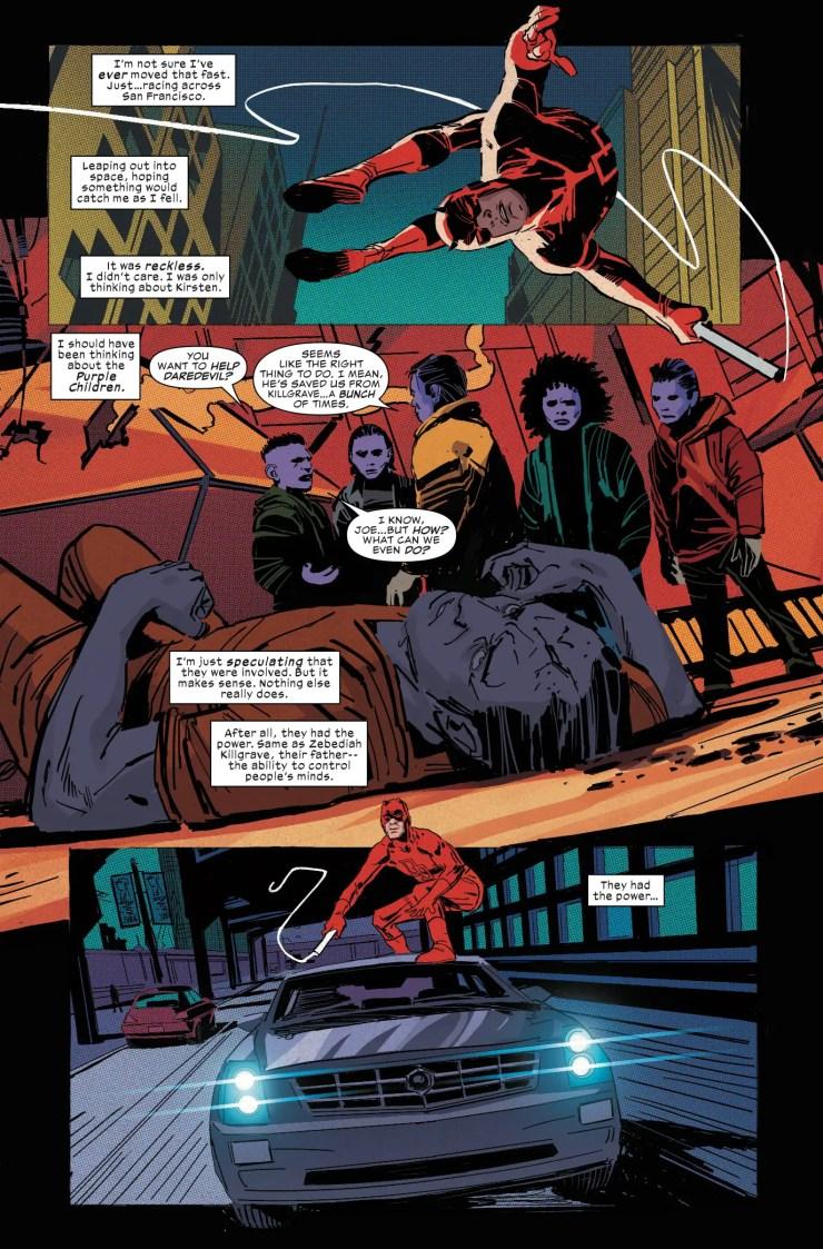 Marvel Preview: Daredevil #20