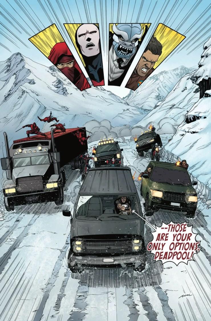 Marvel Preview: Deadpool vs. The Punisher #3