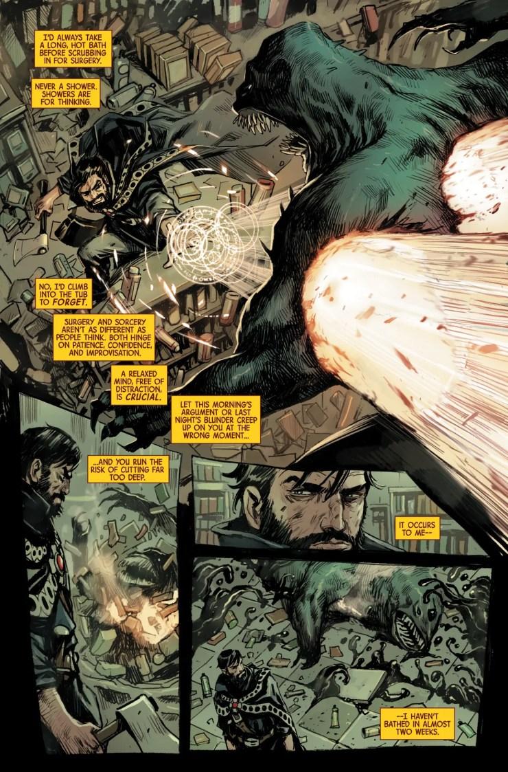 Doctor Strange #21 Review