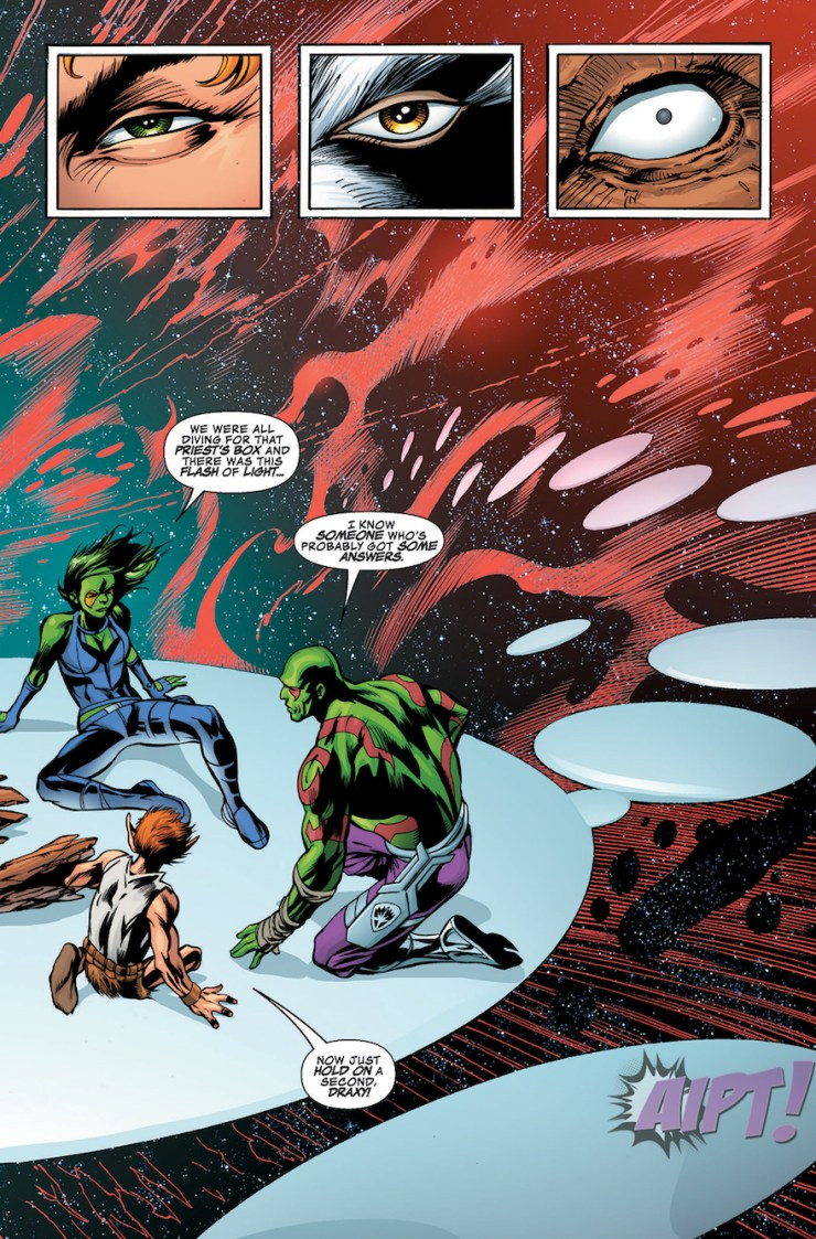 [EXCLUSIVE] Marvel Preview: Guardians of the Galaxy: Mother Entropy #2