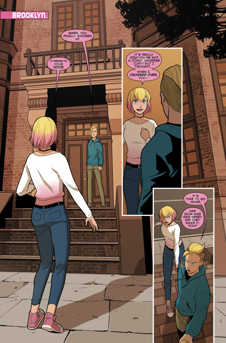 Marvel Preview: The Unbelievable Gwenpool #16