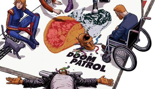 Review: 'Doom Patrol Vol 1: Brick by Brick' is impossibly fun, if completely baffling