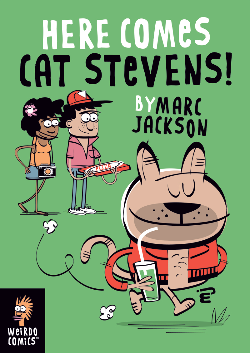 Here Comes Cat Stevens! Review