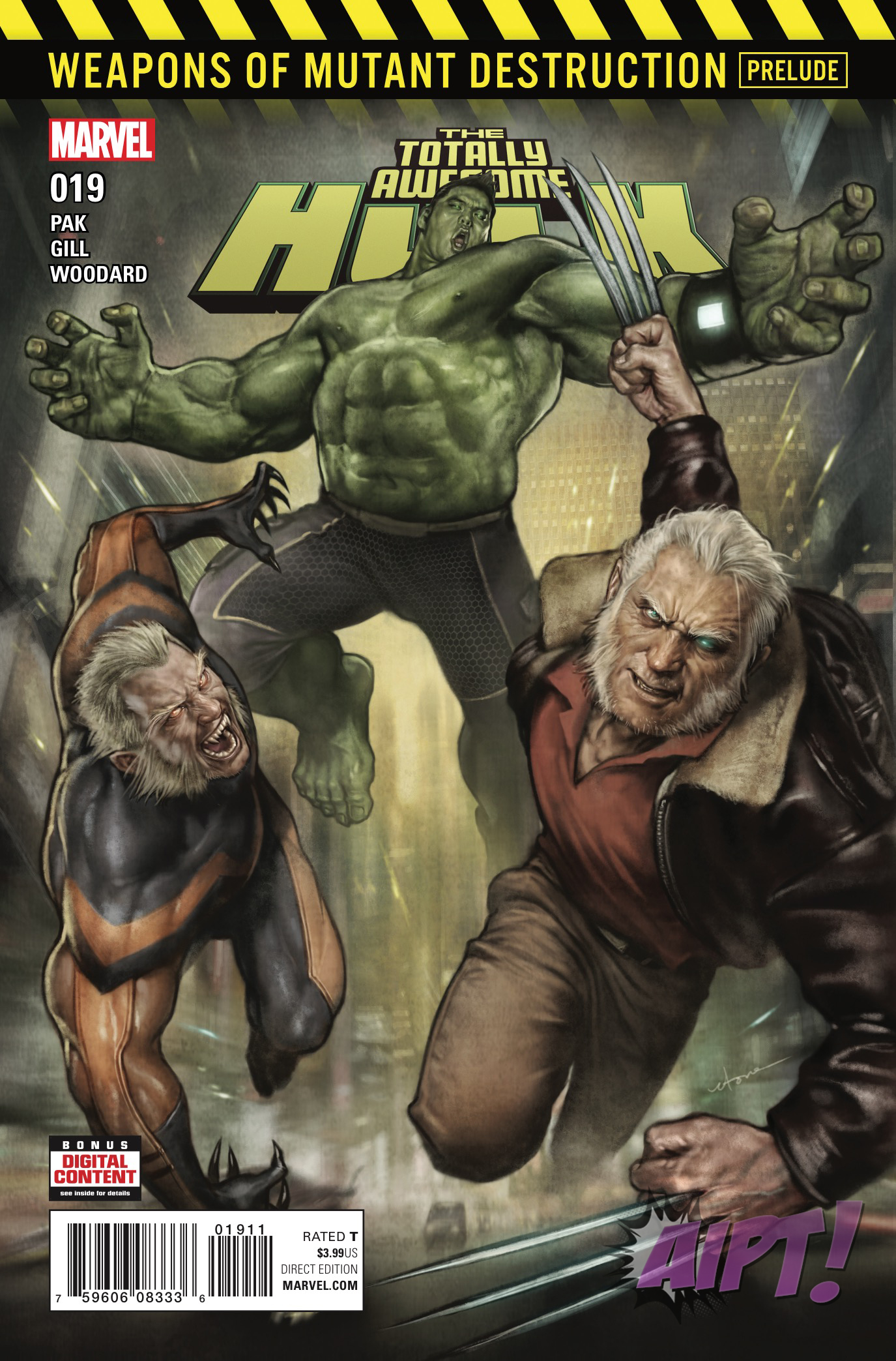 Totally Awesome Hulk #19 Review