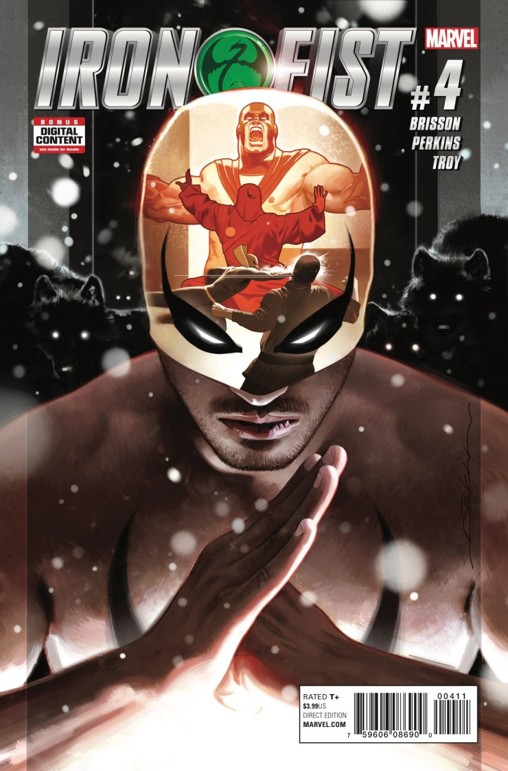 Marvel Preview: Iron Fist #4