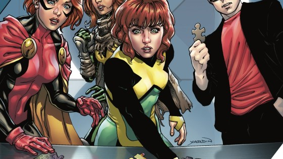 Was it a hallucination, or a vision of her future? The would-be Phoenix host has made up her mind, and in Jean Grey #2, she's gonna find out what she's in for. Is it good?