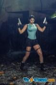 Lara Croft - photo Julio Buosi