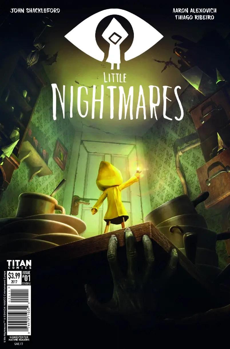 Little Nightmares #1 Review
