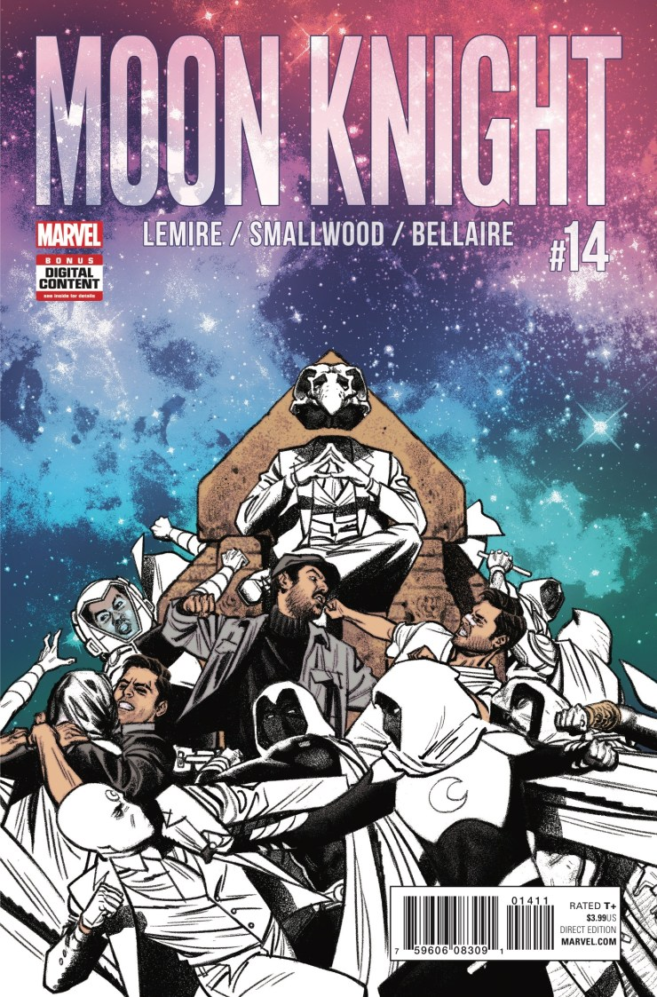 Marvel Preview: Moon Knight #14