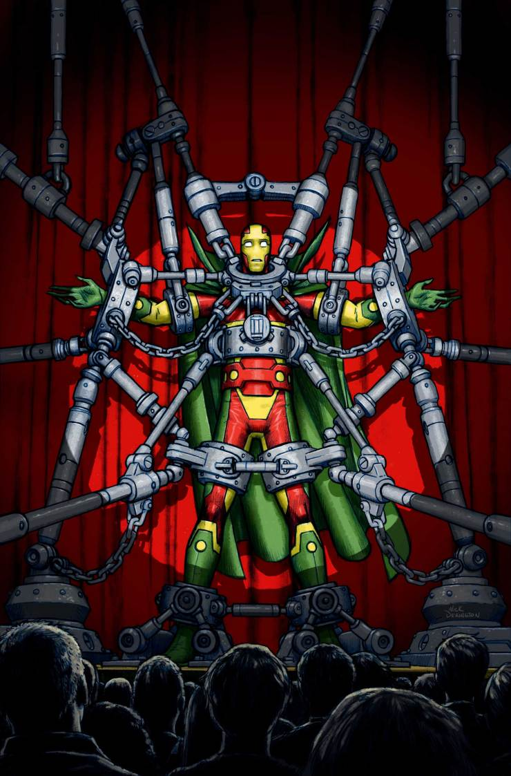 DC Preview: Mister Miracle #1