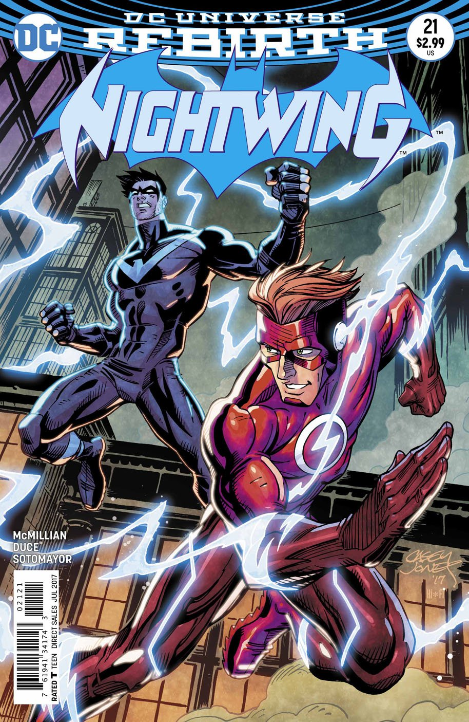 Nightwing #21 Review