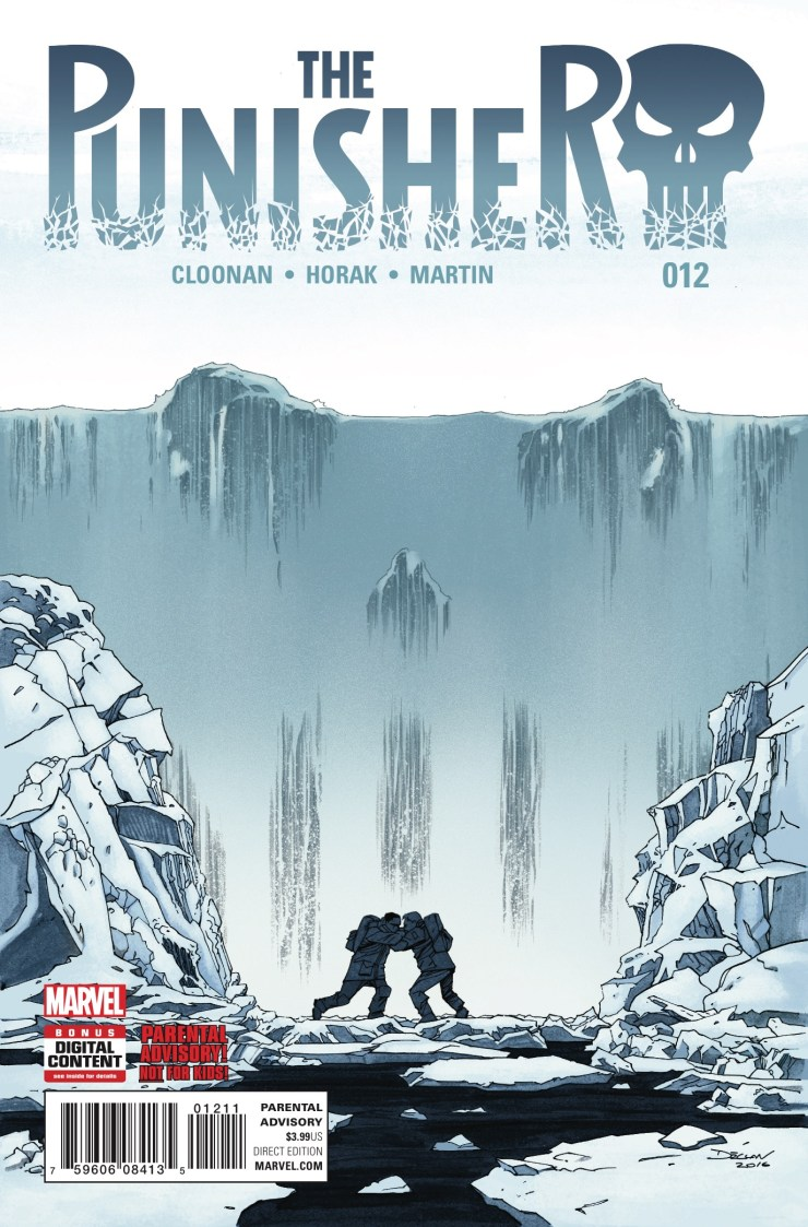 Marvel Preview: The Punisher #12