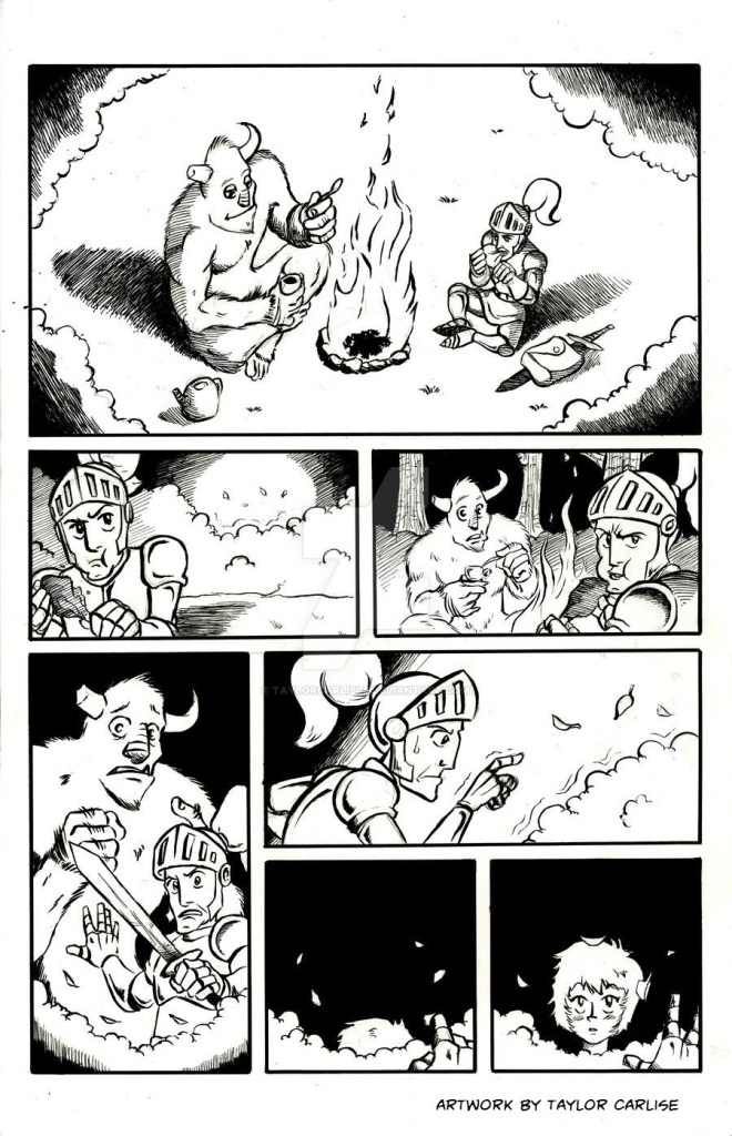 Creating My First Comic Book - Part 2: Coming Up With The Idea
