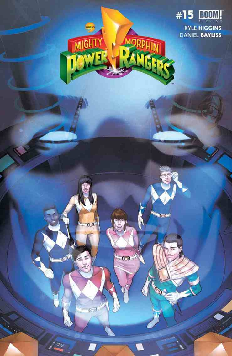 Mighty Morphin' Power Rangers #15 Review