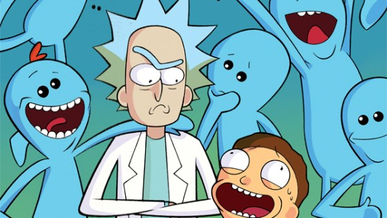 Rick is the only thing that stands between our world and an alien invasion. Surely he'll do something about it! Or, shit, maybe Jerry will.