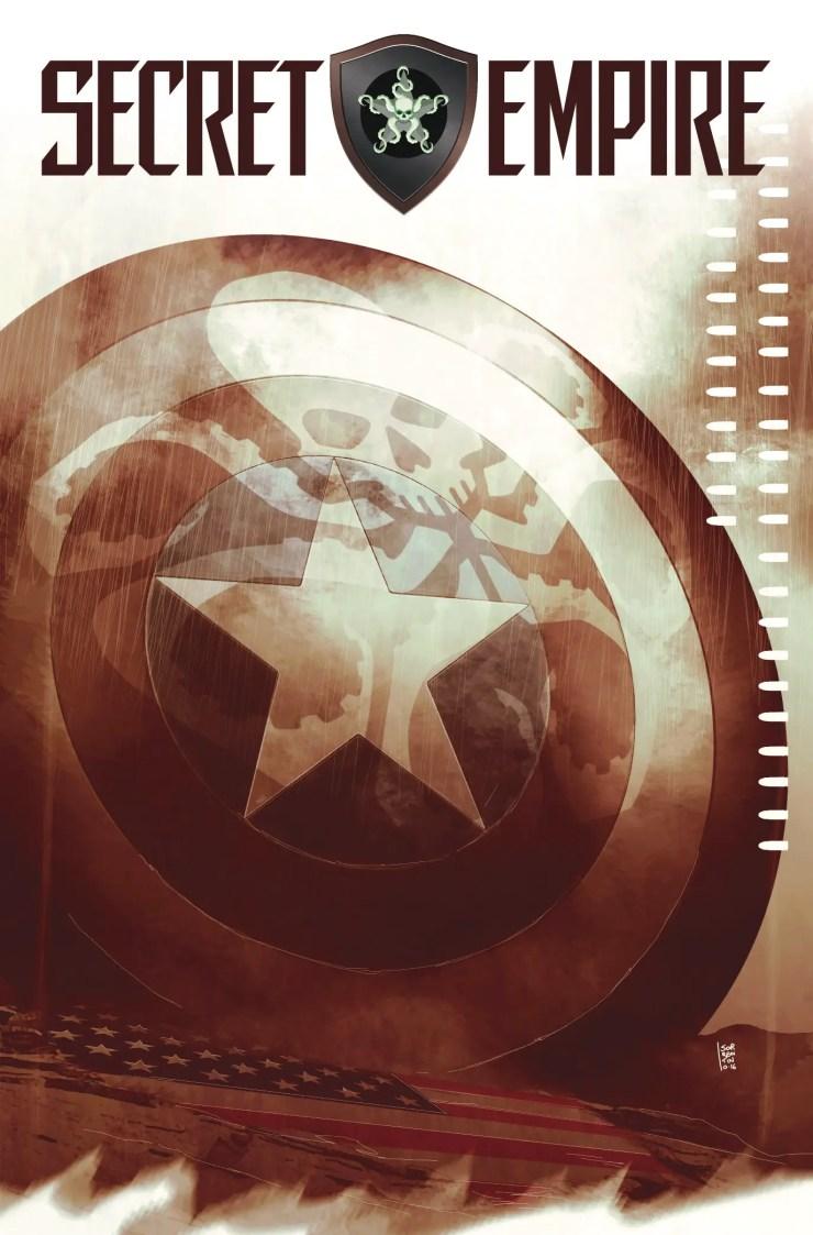 Marvel Preview: Secret Empire #3