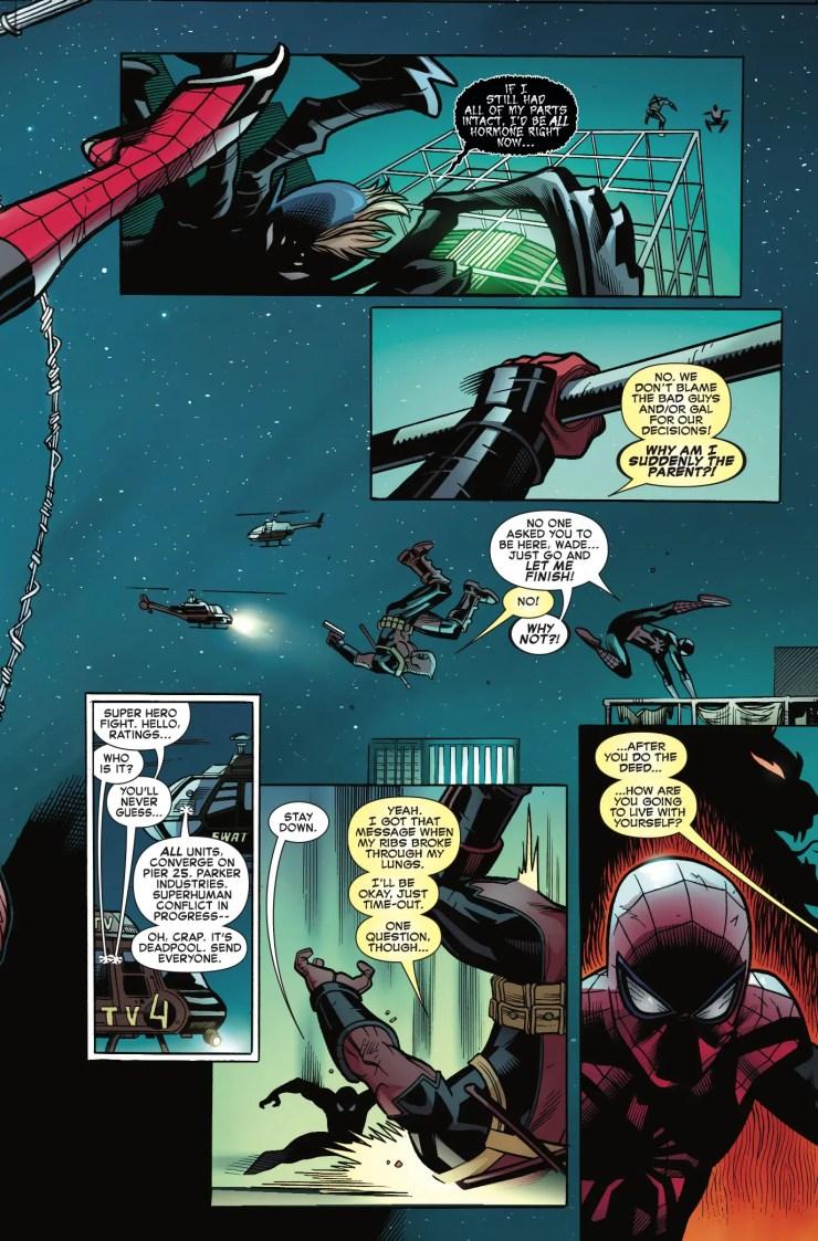 Marvel Preview: Spider-Man/Deadpool #18