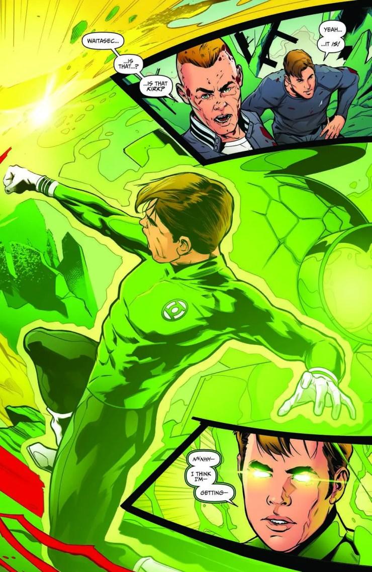 [EXCLUSIVE] IDW Preview: Star Trek/Green Lantern Vol 2 #6