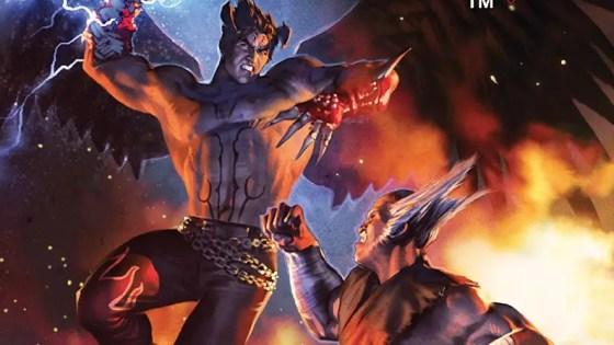 Tekken #1 Review