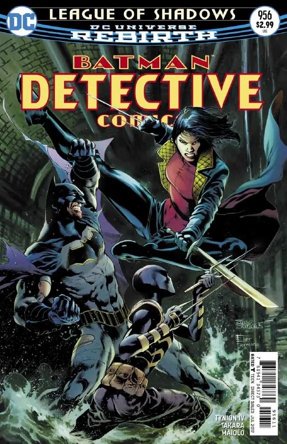 Detective Comics #956 Review