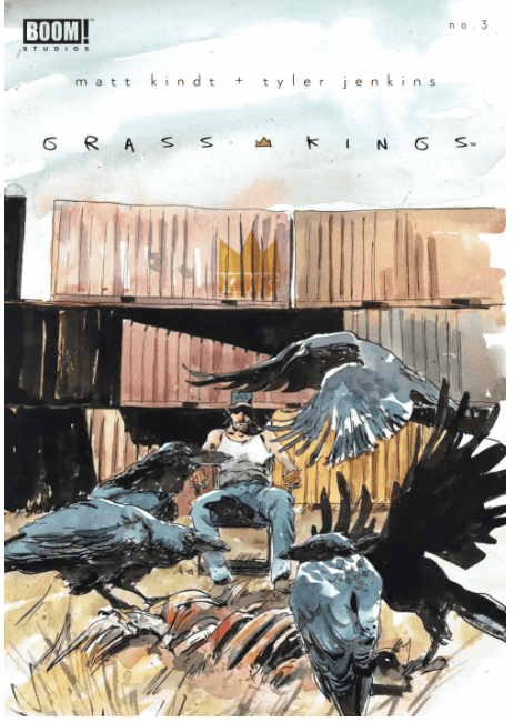 Grass Kings #3 Review