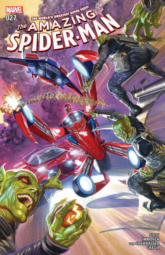 Amazing Spider-Man #27 Review