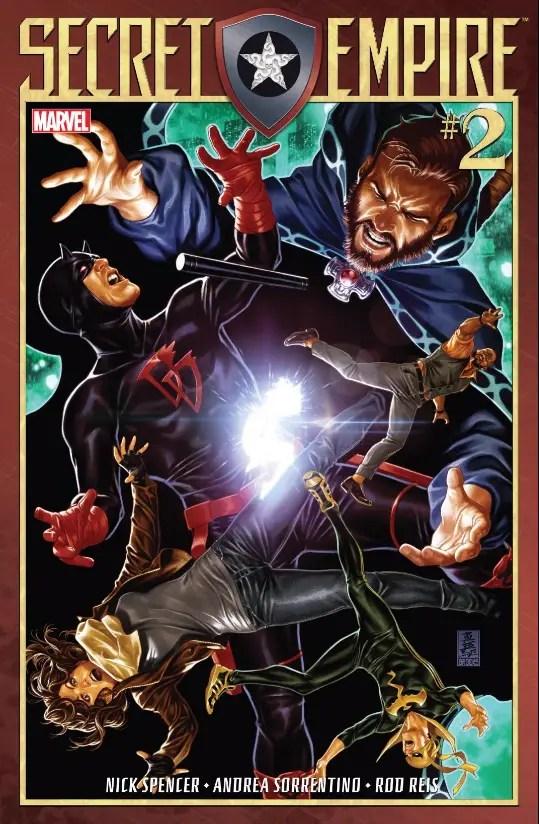 Secret Empire #2 Review