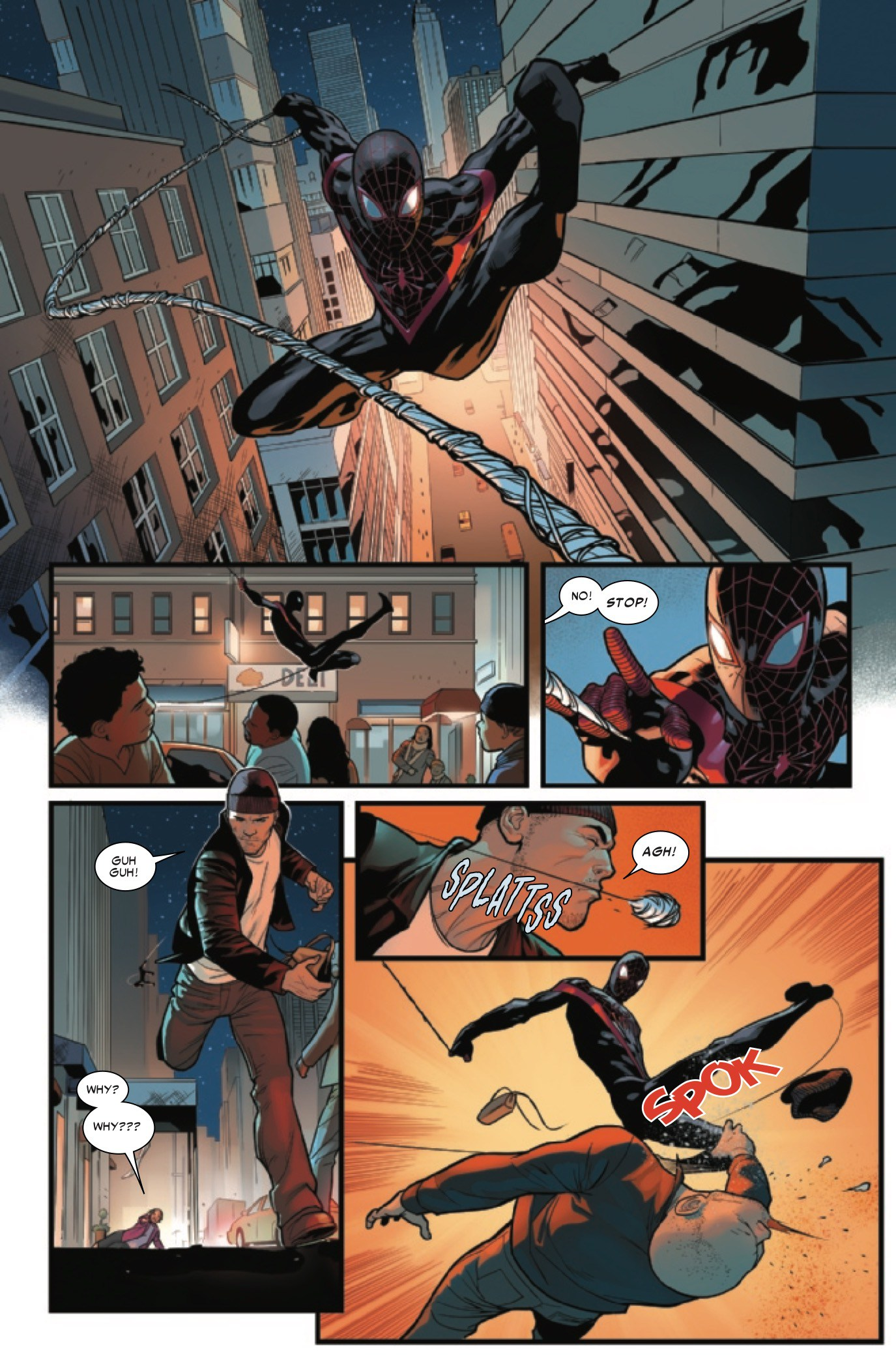 Spider-Man #16 Review