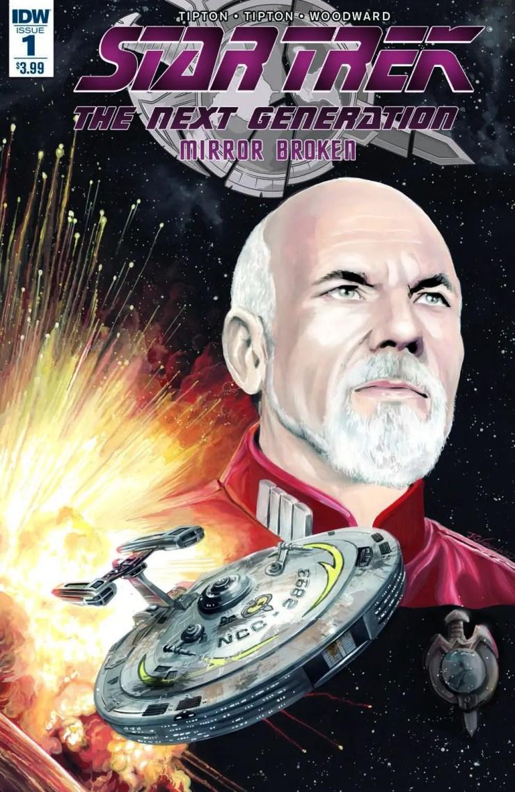Star Trek: The Next Generation: Mirror Broken #1 Review