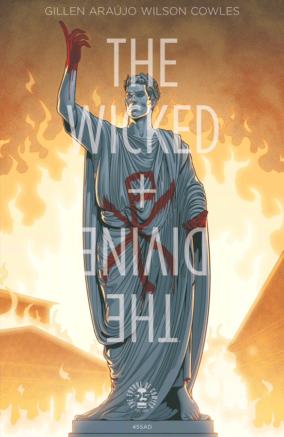 The Wicked + The Divine 445AD Review