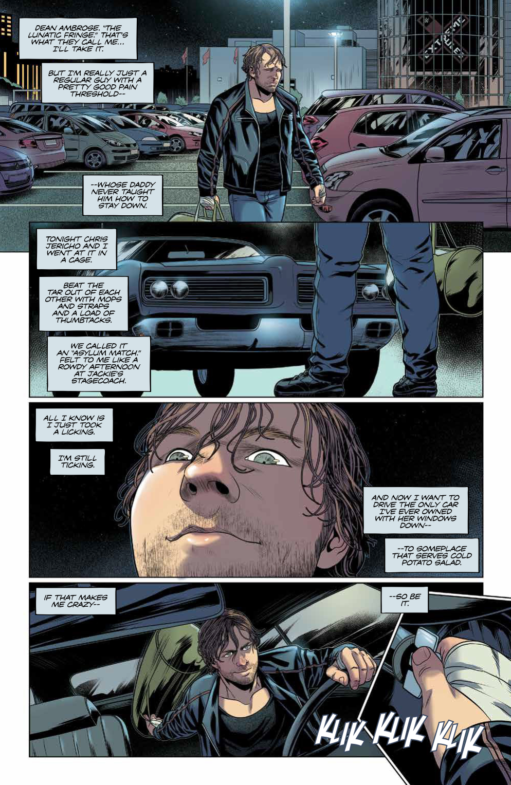 WWE #5 Review