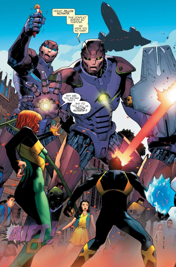 X-Men: Blue #3 Review
