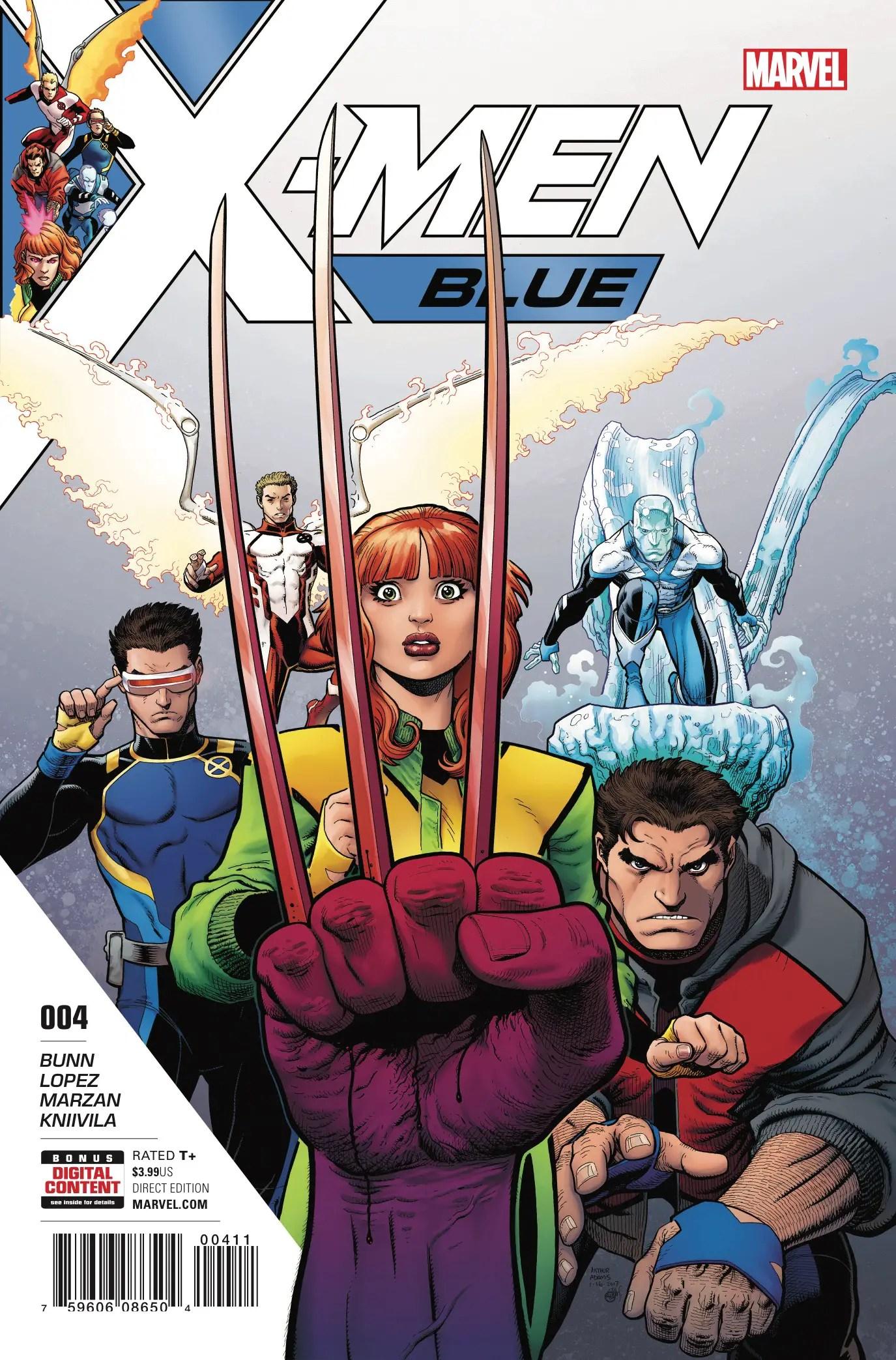 X-Men: Blue #4 Review