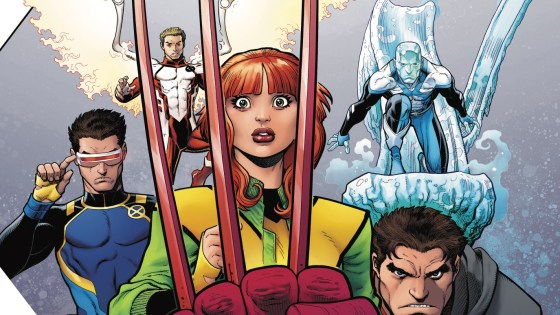 Following an unexpected confrontation with 90s X-Men villain Bastion, writer Cullen Bunn and artist Julian Lopez launch the Blue X-Men squad into their next adventure in snowy Colorado. It's here readers get reacquainted with another Marvel character they haven't seen in some time.