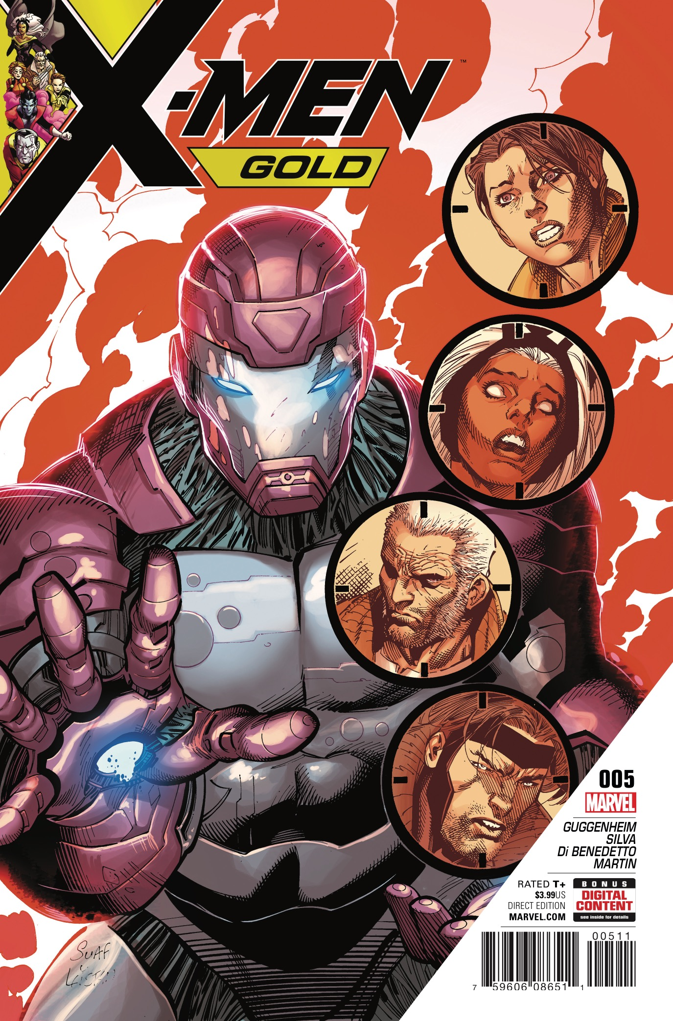 X-Men: Gold #5 Review