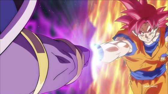"Dragon Ball Super: Episode 12 ""The Universe Will Shatter? Clash! Destroyer vs. Super Saiyan God!"" Review"