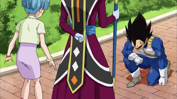 """Dragon Ball Super: Episode 16 """"Vegeta Becomes a Student?! Win Over Whis"""" Review"""